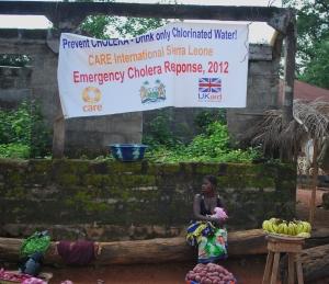 cholera response