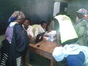Limuru voting